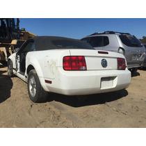 Ford Mustang 05 Motor 4.0 Desarmo Todo Autopartes