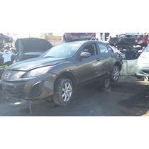 Mazda 3 . 2010 Aut Mto 2.0lit 4 Cil Para Partes Y Refaccione