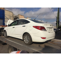 Yonke Hyundai Attitude 2013 Aut Partes Huesario Refacciones