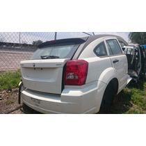 Dodge Caliber 07-12 Por Partes, Refacciones, Piezas, Desarmo