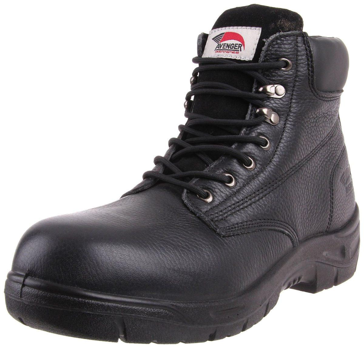 Avenger safety a7212 steel toe zapato de seguridad 29 5 - Botas de seguridad precios ...