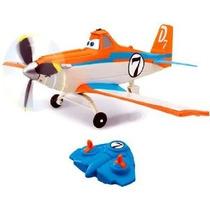 Aviones De Disney Control Remoto Dusty Air Power Con Control