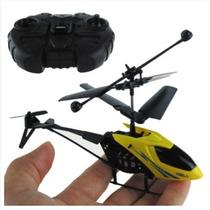 Helicóptero Controle Remoto C Infravermelho