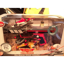 Disney Aviones 2 Fire And Rescue Con Sonido Y Luces