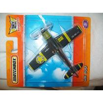 Gcg Auto Avion Matchbox Sky Busters Segunda Guerra Bbf