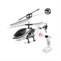 Mini Infravermelho Helicóptero Com 2 Luzes, Giroscopio