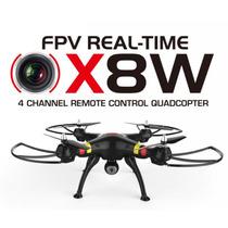 Drone Syma X8w Fpv Con Camara