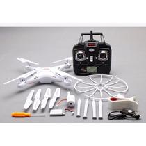 Drone X5sw Grava En Tiempo Real Wifi Con Tu Celular