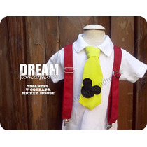 Tirantes Para Niños Minions Mickey Mouse, Frozen