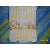 Hermosa Toalla Infantil Unisex 100%algodon P. Bebe Niño Niña