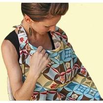 Babero Lactancia Amamantar Bebé Cobija Manta Baby Shower