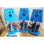 Lamparas Frozen Personalizadas Centro De Mesa Infantil