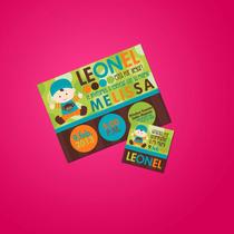 Kit Baby Shower Invitaciones Caja De Sobres Stickers