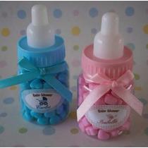 Recuerdos Para Baby Shower Mamilas Con Dulces
