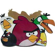 Centros De Mesa Angry Birds Cajitas Infantiles Angry Birds