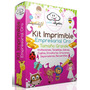 Kit Imprimible Empresarial Invitaciones Recuerdos Tarjetas