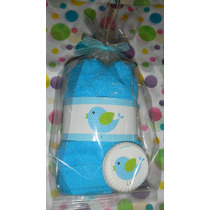 Kit Toalla Facial+jabon Recuerdo Baby Shower