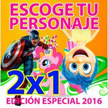 Kit Imprimible Peppa Pig Baby Shower Frozen Minions Avengers