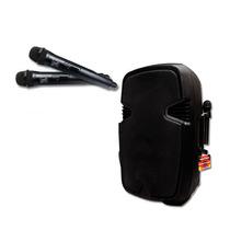 Bafle Bocina 4000w Recargable 12 Amplificado Usb Bluetooth