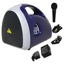 Behringer Epa40 Sistema Audio Portátil Pila Recargable Vbf