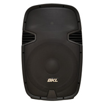 Bkl Bafle Amplificado Con Usb Pj-15au Electronica Winners