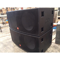 Bafle Cajon Subwoofer Qrx Audio 218ev Grupo,renta,sonido