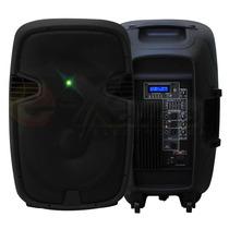 Bafle Con Laser Multipuntos Audioritmico 250mw Usb Sd 8000 W