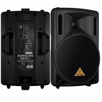 Behringer Eurolive B212d Bafle Activo 12 550 Watts