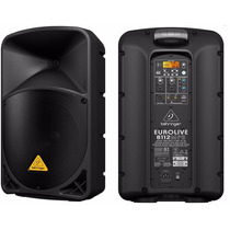 Behringer B112mp3 Bafle Activo Con Reproductor Mp3 Incluido