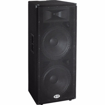 B-52 Mx-1515 Dual 15 2-way 600w Speaker