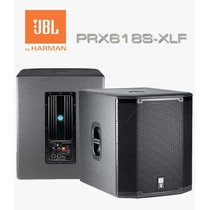 Jbl Prx618s-xlf High Performance Portable 18 Subwoofer Syst