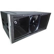 Bafle Lienal Mr Audio Para 2 Bocinas De 12 O 10 Mr212210