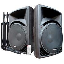 Super Combo 15 Bluetooth/usb/sd/mp3/ecualizador Soundtrack