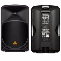 Behringer B115w Bafle Activo De 15 1000 Watts Con Bluetooth