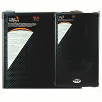 Bafle Pasivo Prv Audio 2 Vías Driver 1.35 450 Watts