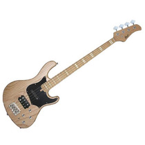 Cort Gb74 Opn Bajo Eléctrico Gb Series Jazz Bass Color Nat.