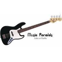 Bajo Fender Squier Bullet J Bass Nuevo