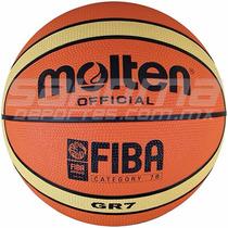 Balon Molten Basquetbol Gr7. Descuento En Mayoreo Y Escuelas