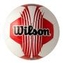 Balon Futbol Soccer Wilson Vice Rojo No. 5