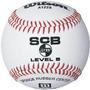 Wilson Ligas Menores Y Teeball Suaves Compresión Baseballs