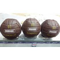 6 Mini Balones Conmemorativos Del Centenario Club America