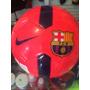 Balon Nike 100% Original Barcelona España Num 5 Color Coral