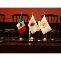 Banderas De Escritorio S/ Asta