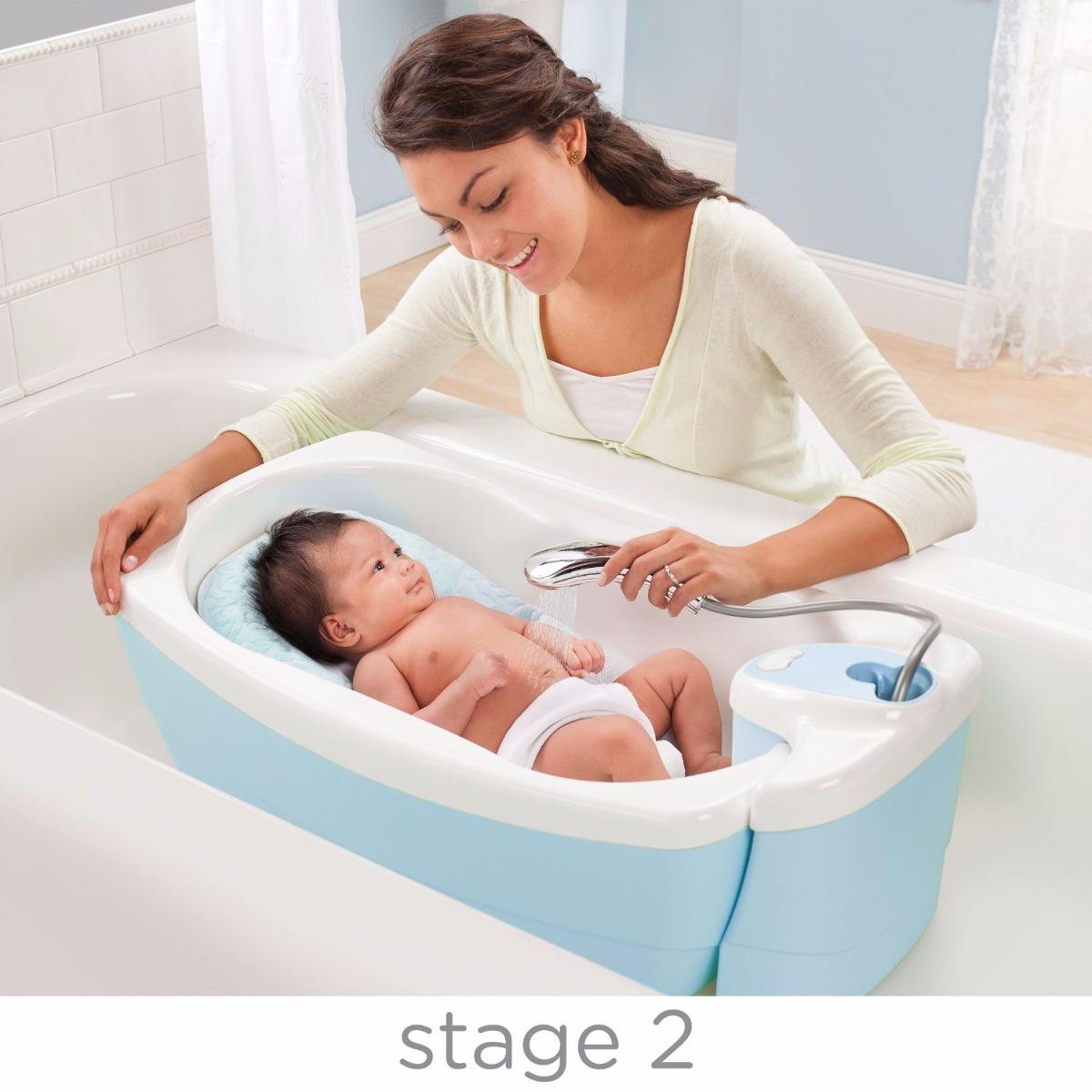 Baño De Bebe En Regadera:baño bebe bañera
