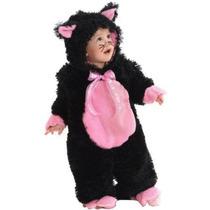 Princesa Paradise - Negro Gatito Infant / Toddler Costume