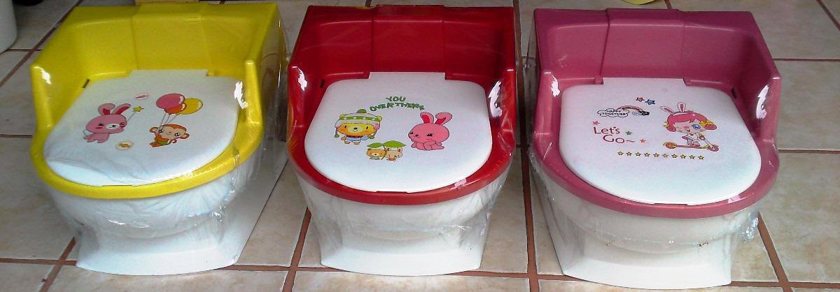 Bañito Entrenador Portatil - Higiene Baño Infantil Ata ...