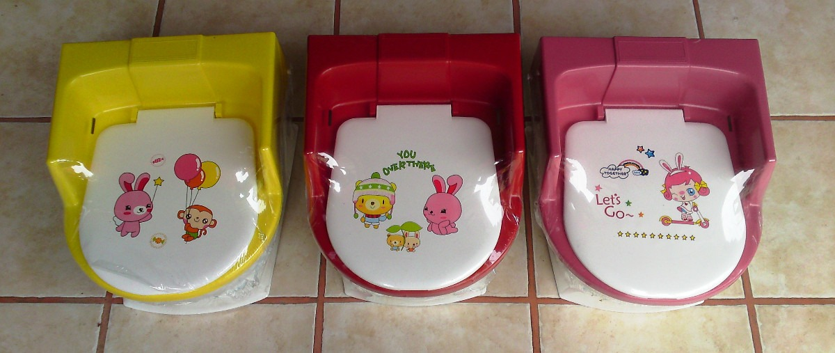 Baño Portatil Infantil:Bañito Entrenador Portatil – Higiene Baño Infantil Ata – $ 9900 en