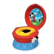 La Primera Años 3-en-1 Para Ir Al Baño Sistema De Mickey Mou