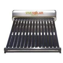 Calentador Solar 100 Litros Para 3 Duchas Ahorra Gas