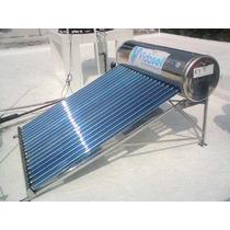 Calentador Solar 6 Pers 100% Acero Inoxidable De 1a Calidad